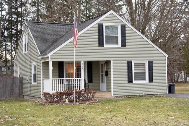 115 Hazelhurst Avenue, Clay, NY 13212 (MLS #S1259400) :: MyTown Realty