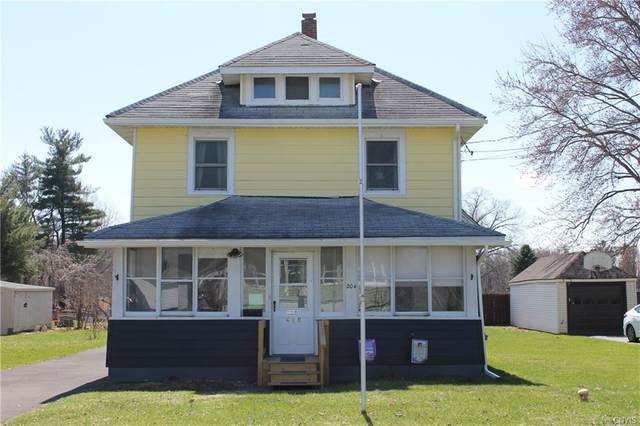 204 Wells Avenue E, Cicero, NY 13212 (MLS #S1259489) :: MyTown Realty