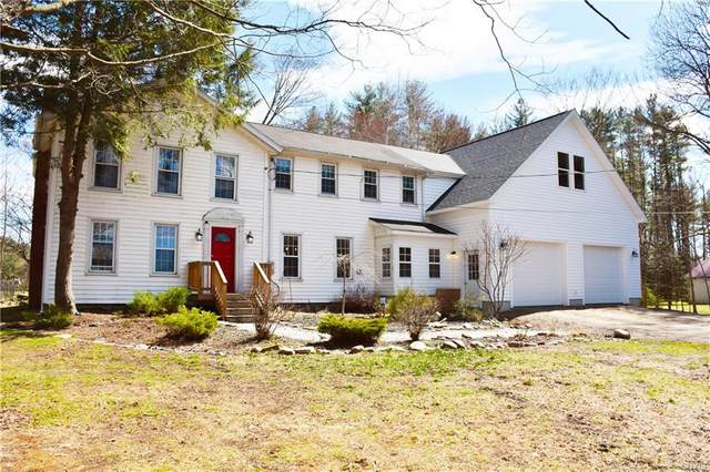 94 Johnson Road, Constantia, NY 13028 (MLS #S1259500) :: BridgeView Real Estate Services