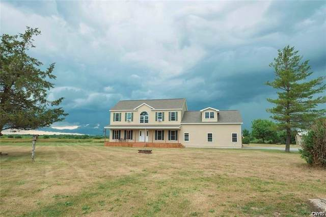27773 Fox Creek Road, Cape Vincent, NY 13618 (MLS #S1259522) :: Updegraff Group