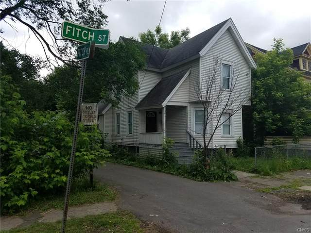 331 Fitch Street, Syracuse, NY 13204 (MLS #S1259851) :: BridgeView Real Estate Services
