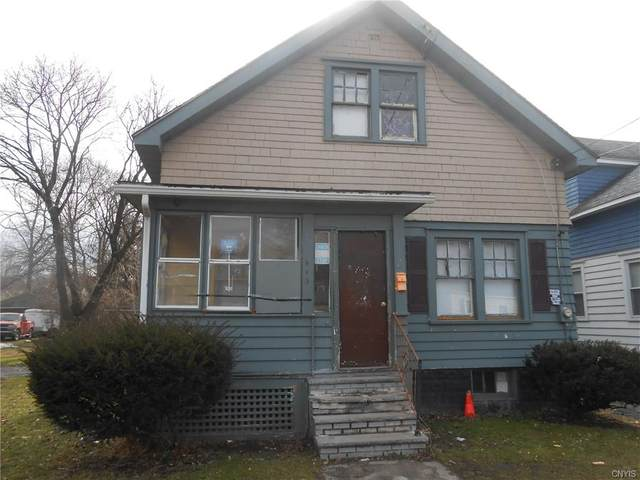 413 Fitch Street, Syracuse, NY 13204 (MLS #S1259872) :: BridgeView Real Estate Services