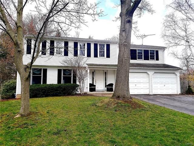 7658 Doubletree Circle, Clay, NY 13212 (MLS #S1259951) :: TLC Real Estate LLC