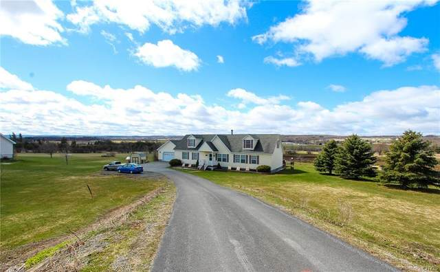 7299 Rice Road, Lowville, NY 13367 (MLS #S1260340) :: Lore Real Estate Services