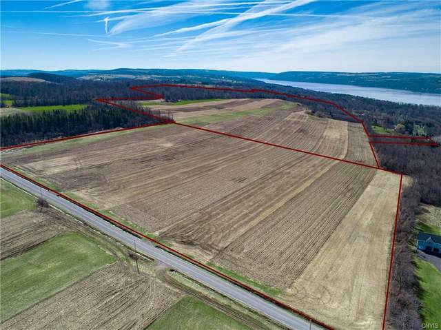 1930 South Side Of Collard Rd Road, Spafford, NY 13152 (MLS #S1260444) :: MyTown Realty