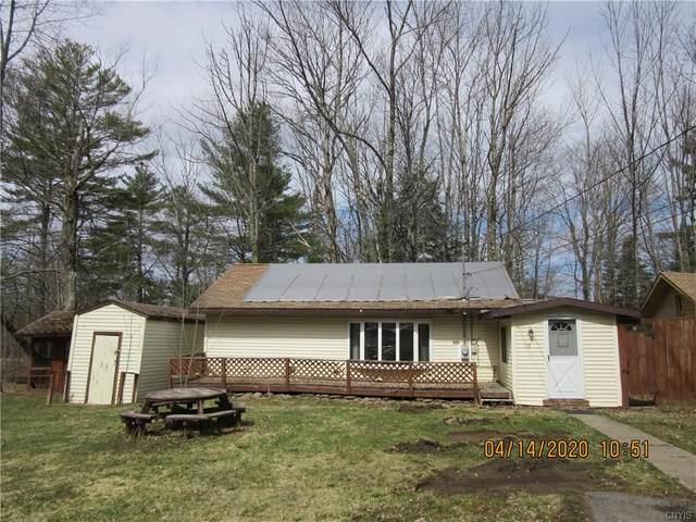 117 Washington Sq, Caroga, NY 12032 (MLS #S1260516) :: Lore Real Estate Services
