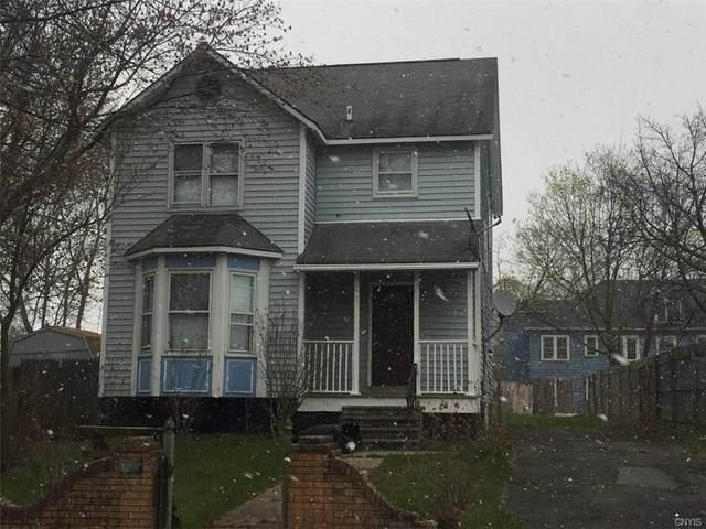 627 Cannon Street #29, Syracuse, NY 13205 (MLS #S1260752) :: 716 Realty Group