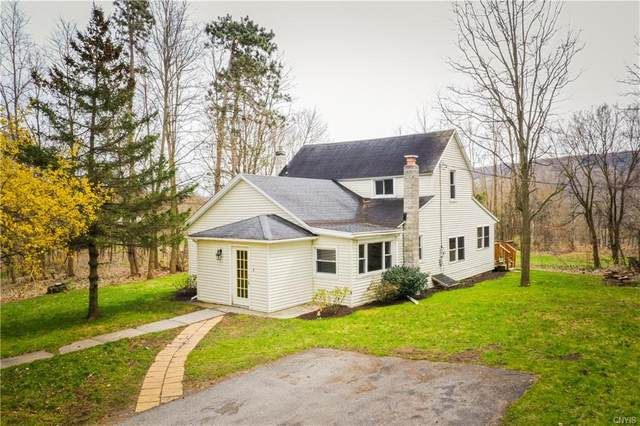 110 Polansky Road, Little Falls-Town, NY 13365 (MLS #S1260831) :: 716 Realty Group