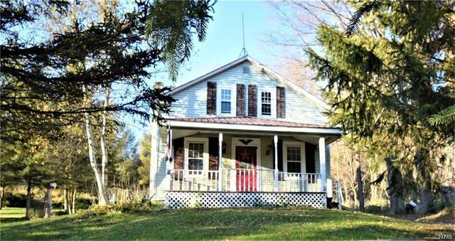 3827 State Route 26, Eaton, NY 13334 (MLS #S1261017) :: Lore Real Estate Services