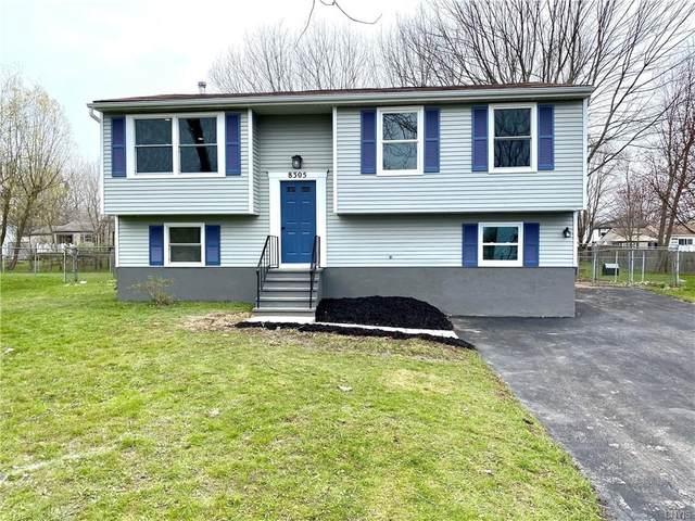 8305 Spicebush, Clay, NY 13090 (MLS #S1261239) :: Lore Real Estate Services