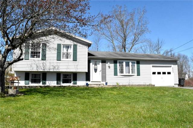 8243 Cedarcrest Circle, Clay, NY 13090 (MLS #S1261620) :: Lore Real Estate Services