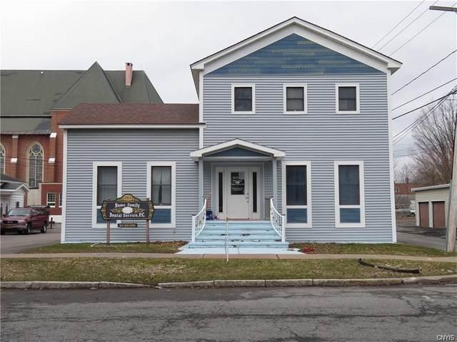 215 N.Washington Street, Rome-Outside, NY 13440 (MLS #S1261692) :: Lore Real Estate Services