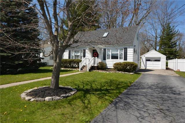 221 Eastern Boulevard, Watertown-City, NY 13601 (MLS #S1261899) :: BridgeView Real Estate Services