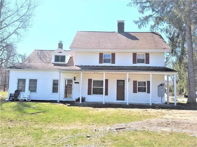 118 Dairy Hill Road, Salisbury, NY 13365 (MLS #S1262047) :: MyTown Realty