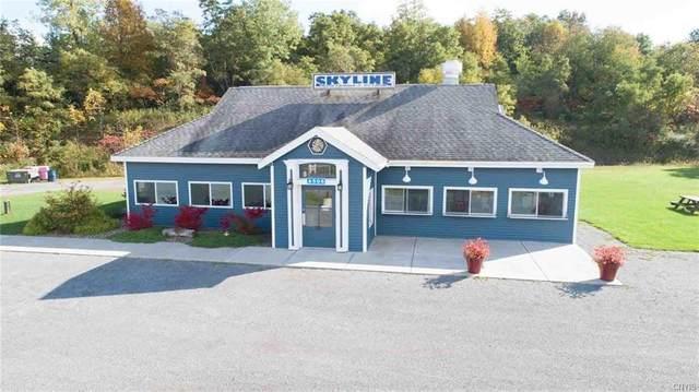 6506 Ny Route 5, Vernon, NY 13476 (MLS #S1262907) :: BridgeView Real Estate Services