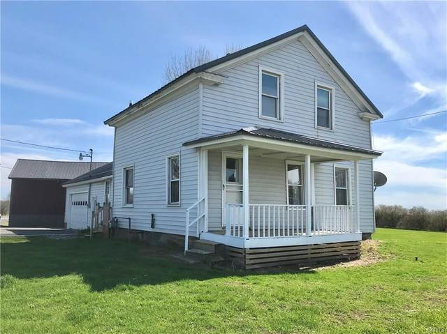 20829 Old Rome Road, Hounsfield, NY 13601 (MLS #S1263191) :: BridgeView Real Estate Services