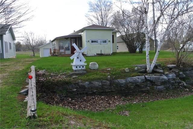 34558 State Route 12E, Cape Vincent, NY 13618 (MLS #S1263279) :: Lore Real Estate Services