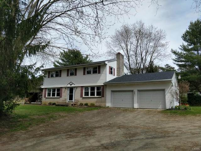 1328 State Highway 205, Laurens, NY 13820 (MLS #S1263361) :: MyTown Realty