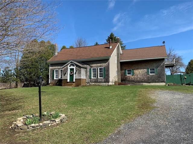 4792 Military Road, Russia, NY 13431 (MLS #S1263479) :: Lore Real Estate Services