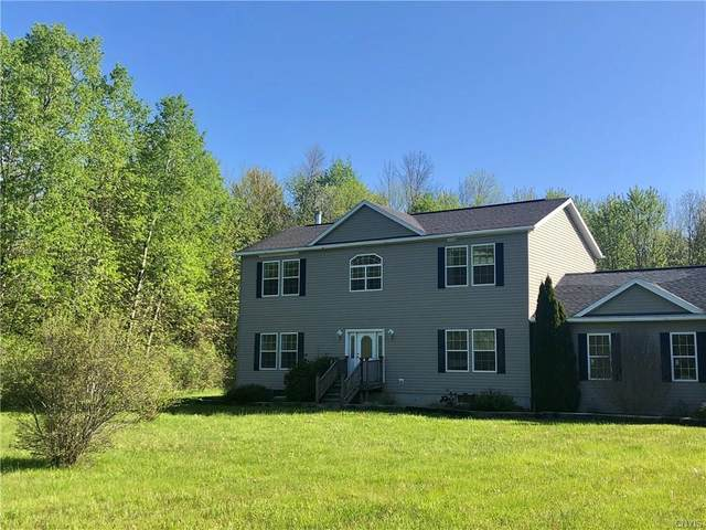 8812 Eddy Road, Sullivan, NY 13032 (MLS #S1263766) :: Updegraff Group