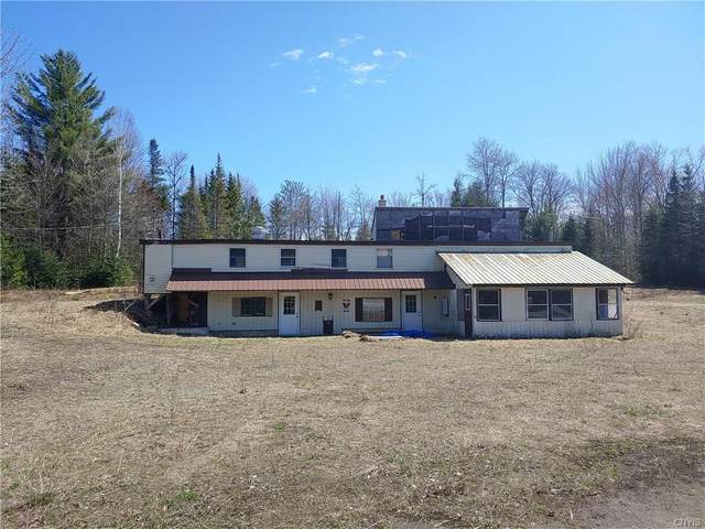1650 State Route 8, Arietta, NY 12139 (MLS #S1263997) :: Lore Real Estate Services