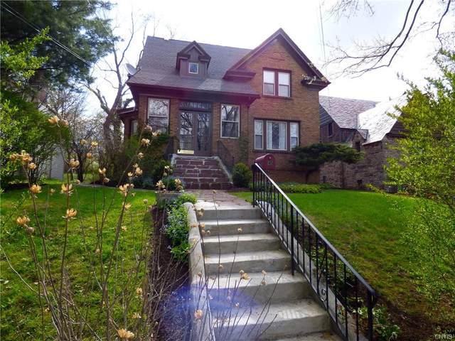 151 Edgehill Road, Syracuse, NY 13224 (MLS #S1264141) :: MyTown Realty