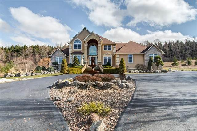2660 O'connell Road, Lafayette, NY 13084 (MLS #S1264220) :: 716 Realty Group
