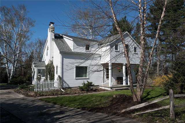 1915 E Lake Road, Spafford, NY 13152 (MLS #S1264441) :: Lore Real Estate Services