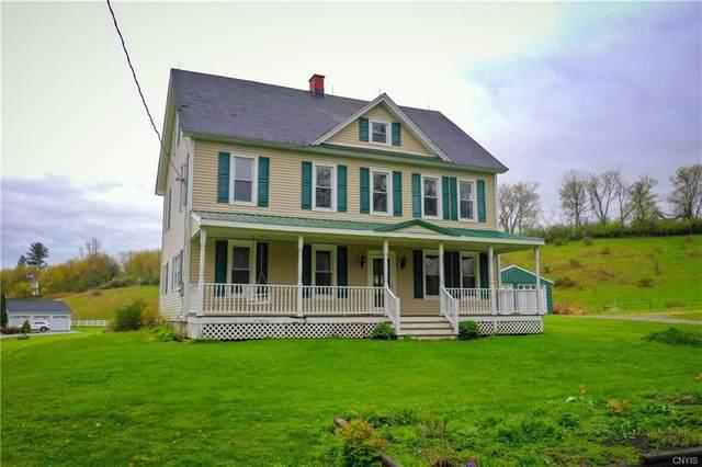 199 N Gardinier Road, Danube, NY 13365 (MLS #S1264648) :: Lore Real Estate Services