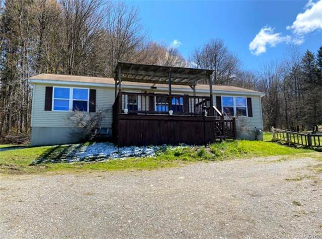 3071 Crumb Hill Road, Georgetown, NY 13072 (MLS #S1264703) :: Lore Real Estate Services