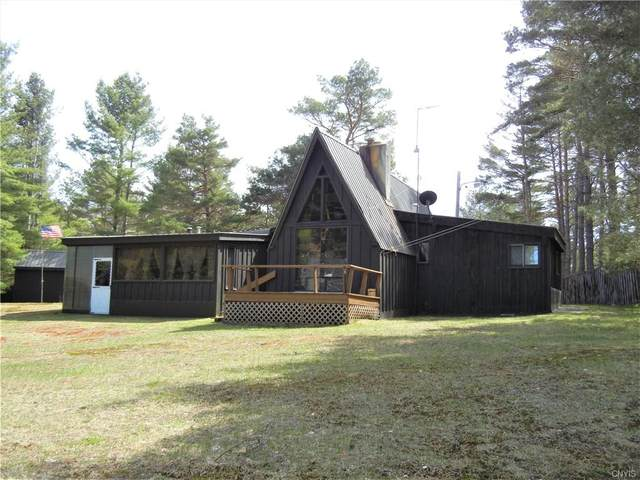 8157 Sand Pond Road, Greig, NY 13343 (MLS #S1264720) :: Lore Real Estate Services