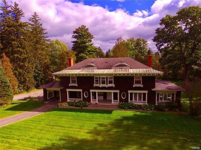 5 Ledyard Avenue, Cazenovia, NY 13035 (MLS #S1264845) :: The Chip Hodgkins Team