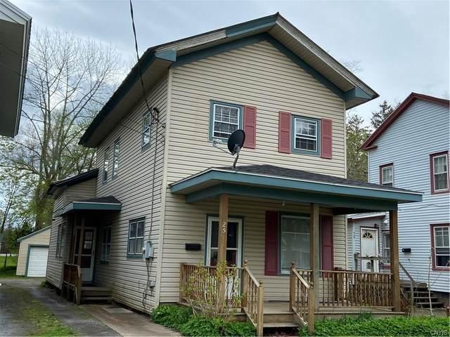25 Park Street, Richland, NY 13142 (MLS #S1264847) :: 716 Realty Group