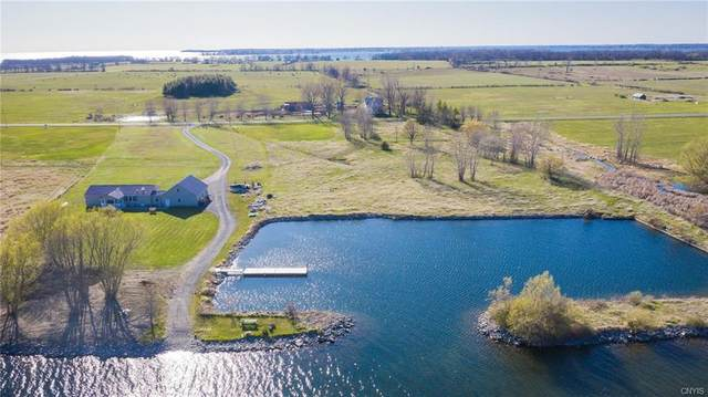 0 Marina LOT #2 Co Route 57, Lyme, NY 13693 (MLS #S1264852) :: BridgeView Real Estate Services