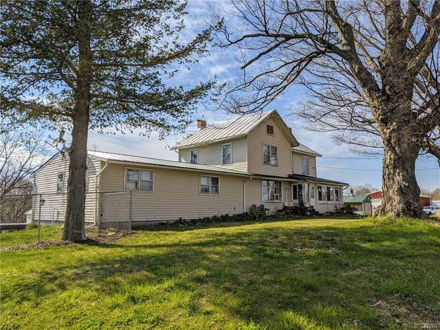 139 Minckler Road, Mexico, NY 13114 (MLS #S1264965) :: 716 Realty Group