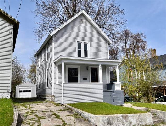665 Burchard Street, Watertown-City, NY 13601 (MLS #S1264992) :: BridgeView Real Estate Services