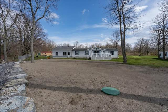 2261 Bates Road, Cape Vincent, NY 13618 (MLS #S1265041) :: Lore Real Estate Services