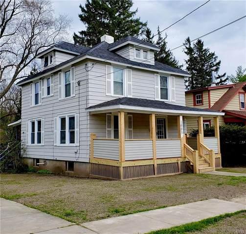 1003 Westmoreland Avenue, Syracuse, NY 13210 (MLS #S1265279) :: Updegraff Group
