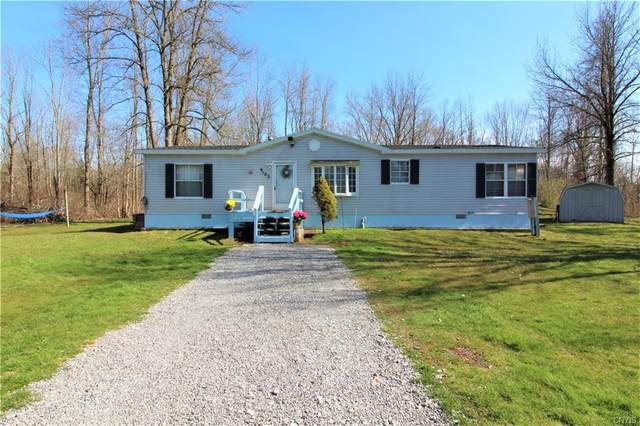 9102 Wilson Cove Road, Lenox, NY 13032 (MLS #S1265387) :: Updegraff Group