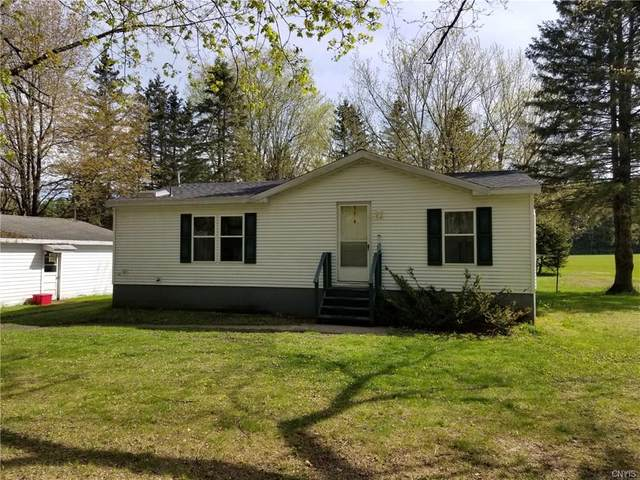 6486 Pine Grove Road, Watson, NY 13343 (MLS #S1265441) :: Lore Real Estate Services