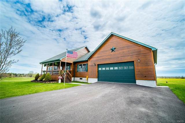 34992 Eddy Road, Theresa, NY 13691 (MLS #S1265471) :: BridgeView Real Estate Services