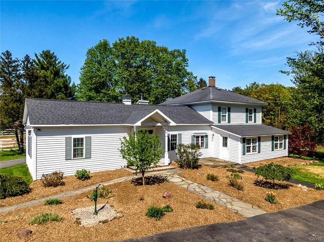 259 State Route 69A, Parish, NY 13131 (MLS #S1265632) :: 716 Realty Group