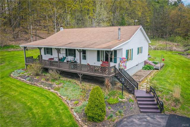 2411 Castle Road, Fairfield, NY 13416 (MLS #S1265739) :: MyTown Realty