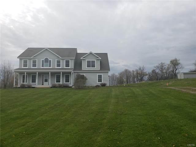 1039 Bennie Road, Cortlandville, NY 13045 (MLS #S1265983) :: BridgeView Real Estate Services