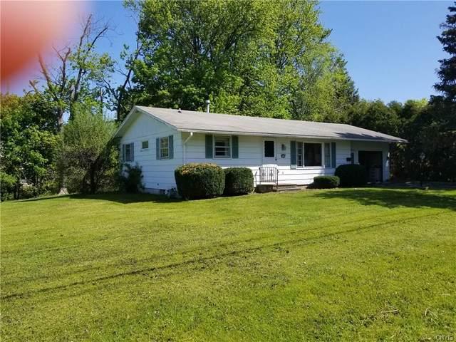 4817 Limestone Drive, Salina, NY 13088 (MLS #S1266055) :: Lore Real Estate Services