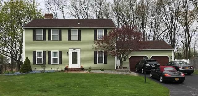 3925 Gristmill Circle, Salina, NY 13090 (MLS #S1266069) :: Lore Real Estate Services