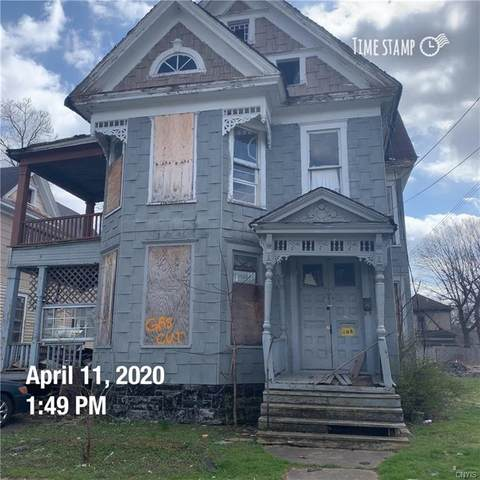 233 Merriman Avenue, Syracuse, NY 13204 (MLS #S1266073) :: 716 Realty Group