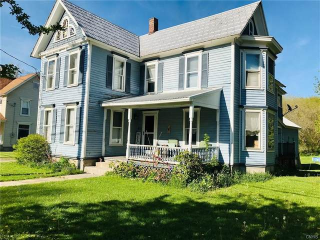 62 N Main Street, Hamilton, NY 13332 (MLS #S1266133) :: Robert PiazzaPalotto Sold Team