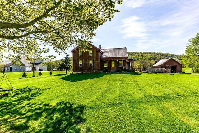 965 Vincent Corners Road, Fabius, NY 13063 (MLS #S1266135) :: The Chip Hodgkins Team