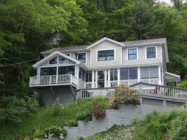 6992 N Glen Haven Road, Sempronius, NY 13077 (MLS #S1266144) :: Thousand Islands Realty